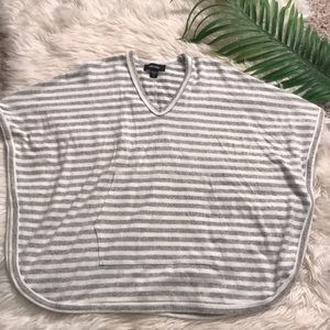 Karen Kane Striped Blouse